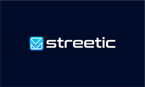 Streetic - Finance startup name for sale
