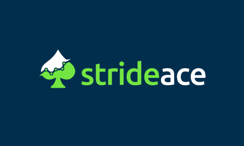 Strideace - Business domain name for sale