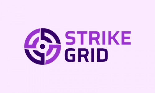 Strikegrid - Artificial Intelligence business name for sale