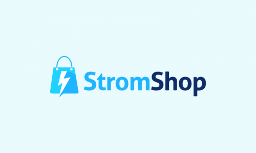 Stromshop - Retail domain name for sale