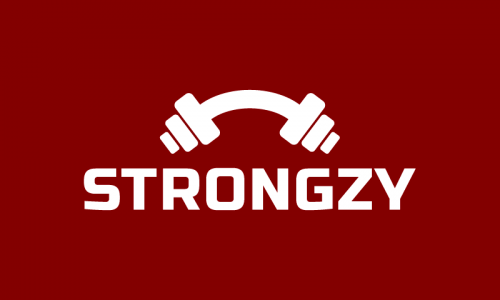 Strongzy - Wellness brand name for sale