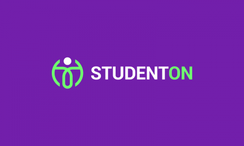 Studenton - E-learning domain name for sale