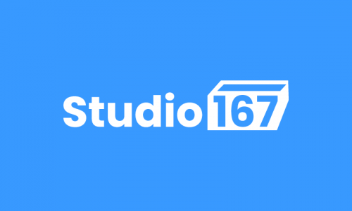 Studio167 - Business startup name for sale