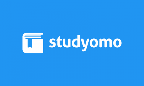 Studyomo - E-learning startup name for sale