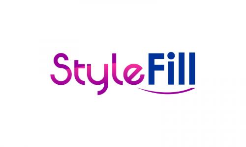 Stylefill - Media brand name for sale