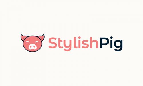 Stylishpig - Retail domain name for sale