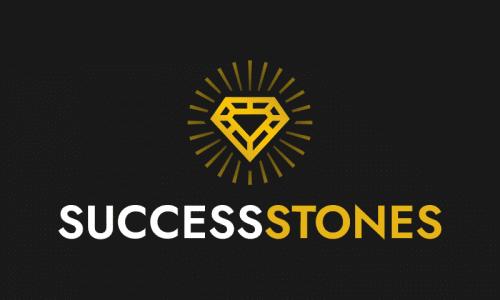 Successstones - Design business name for sale
