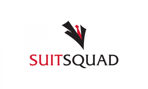 Suitsquad - Clothing brand name for sale
