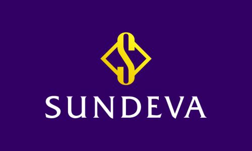 Sundeva - E-commerce business name for sale