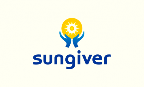 Sungiver - Technology startup name for sale