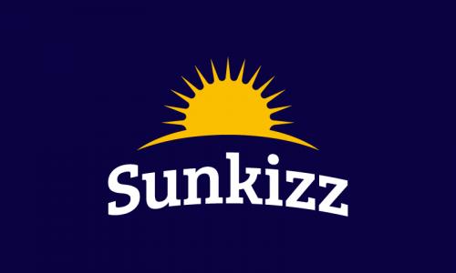Sunkizz - Retail brand name for sale