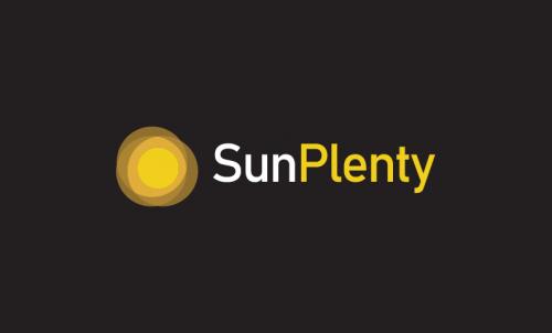 Sunplenty - E-commerce business name for sale