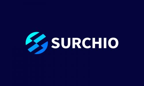 Surchio - Marketing company name for sale