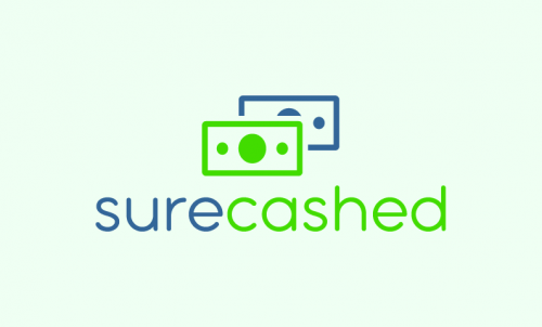 Surecashed - Business brand name for sale