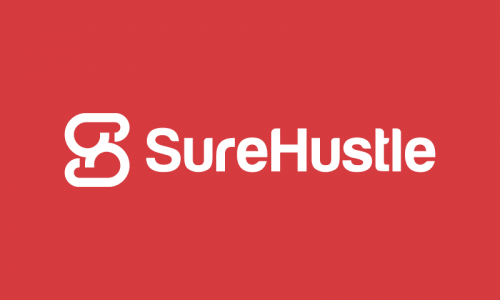 Surehustle - Gambling company name for sale