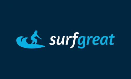 Surfgreat - Retail domain name for sale