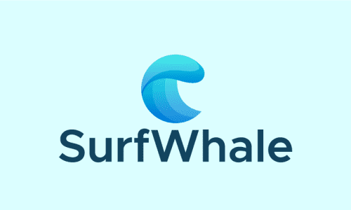 Surfwhale - E-commerce brand name for sale