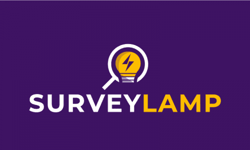 Surveylamp - Technology business name for sale