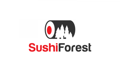 Sushiforest - E-commerce business name for sale