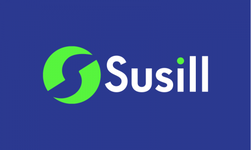 Susill - E-commerce business name for sale