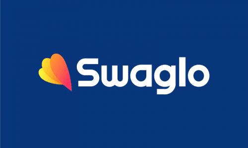 Swaglo - Clothing startup name for sale