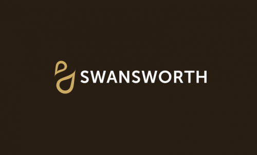 Swansworth - Contemporary company name for sale