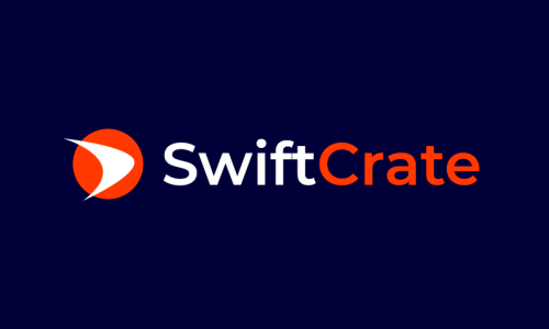 Swiftcrate - Logistics company name for sale