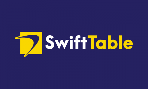 Swifttable - Business product name for sale