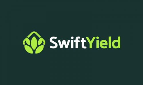 Swiftyield - Farming company name for sale