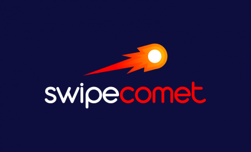 Swipecomet - E-commerce business name for sale