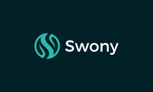 Swony - Beauty product name for sale