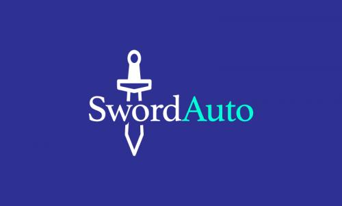 Swordauto - E-commerce business name for sale