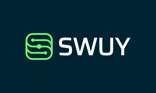 Swuy - E-commerce business name for sale