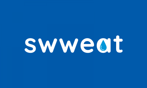 Swweat - Fitness company name for sale