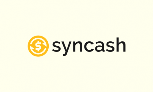 Syncash - Finance company name for sale
