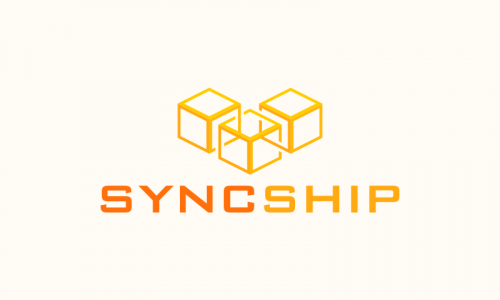 Syncship - Delivery company name for sale