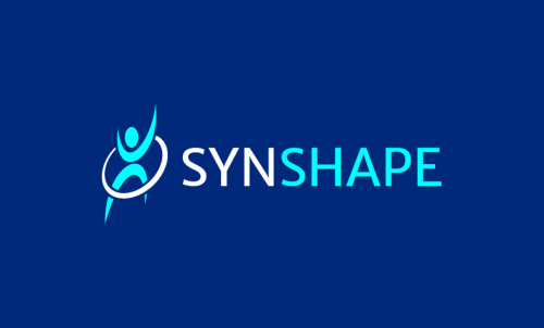 Synshape - Healthcare startup name for sale