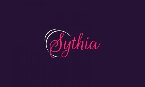 Sythia - Retail company name for sale
