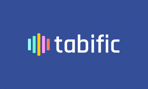 Tabific - Business startup name for sale