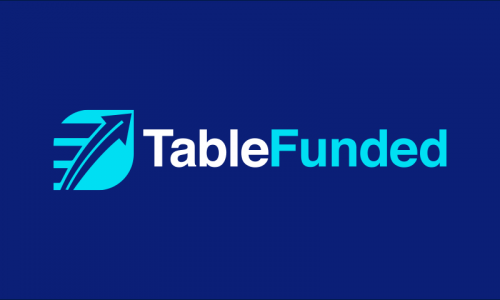 Tablefunded - Technology company name for sale