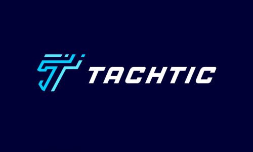 Tachtic - Technology startup name for sale
