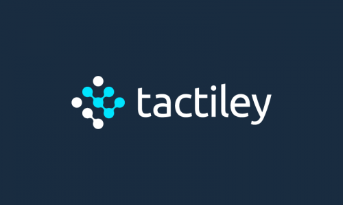 Tactiley - Biotechnology startup name for sale