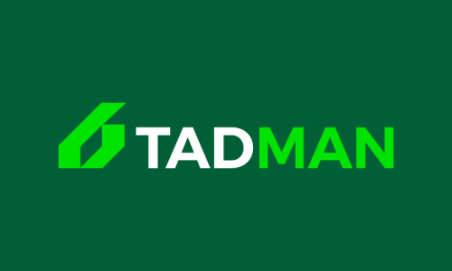 Tadman - Business domain name for sale