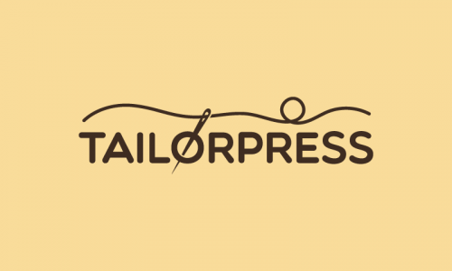 Tailorpress - E-commerce product name for sale