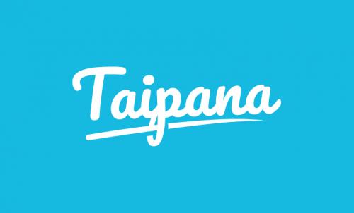 Taipana - Retail domain name for sale