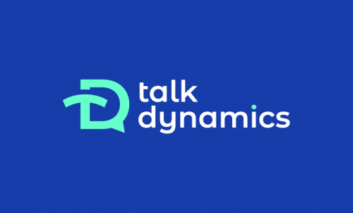 Talkdynamics - Social business name for sale