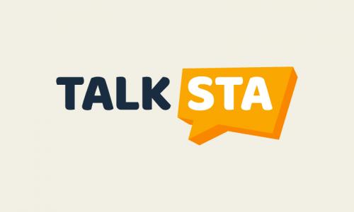 Talksta - Social company name for sale