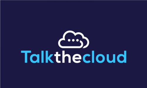 Talkthecloud - Business brand name for sale