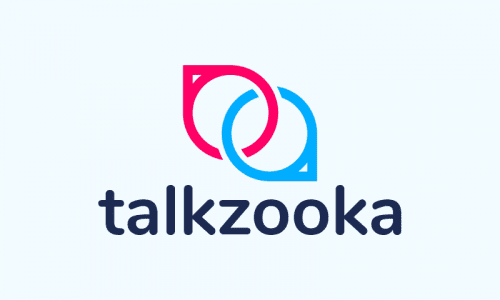 Talkzooka - Music startup name for sale