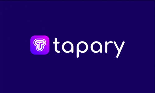 Tapary - Marketing startup name for sale